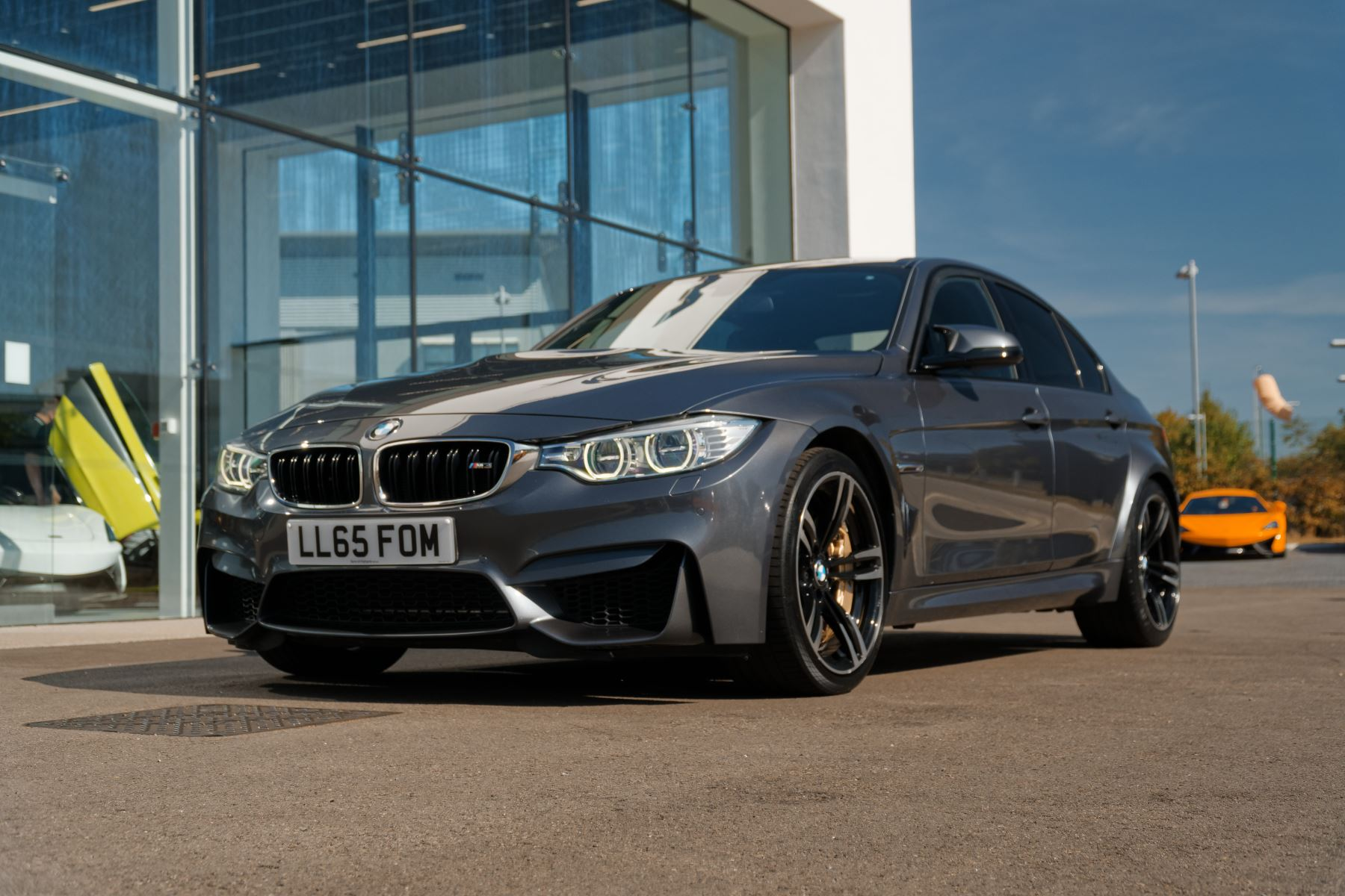BMW M3 Saloon  Semi-Automatic 4 door (2015) image