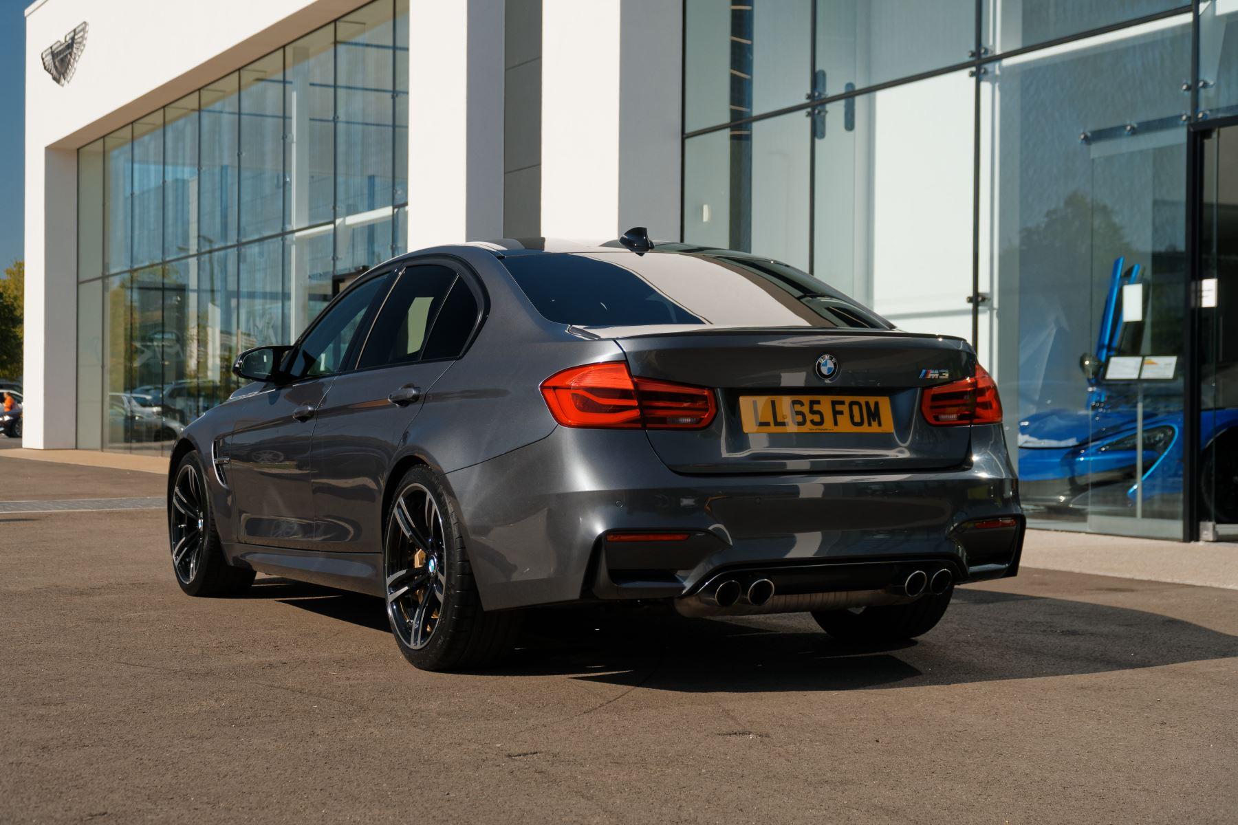 BMW M3 Saloon  image 3