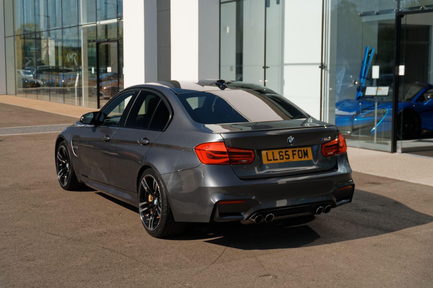 BMW M3 Saloon  image 4