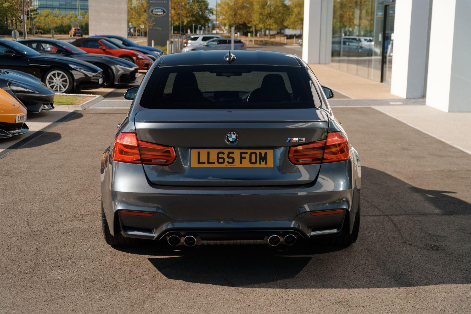 BMW M3 Saloon  image 5