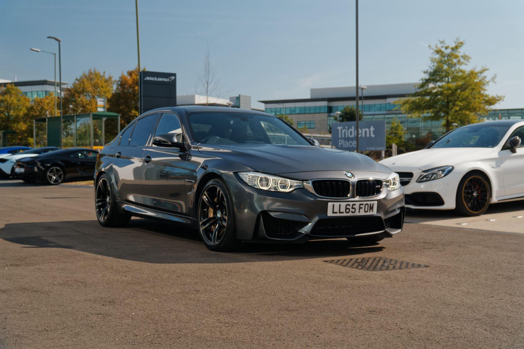 BMW M3 Saloon  image 8