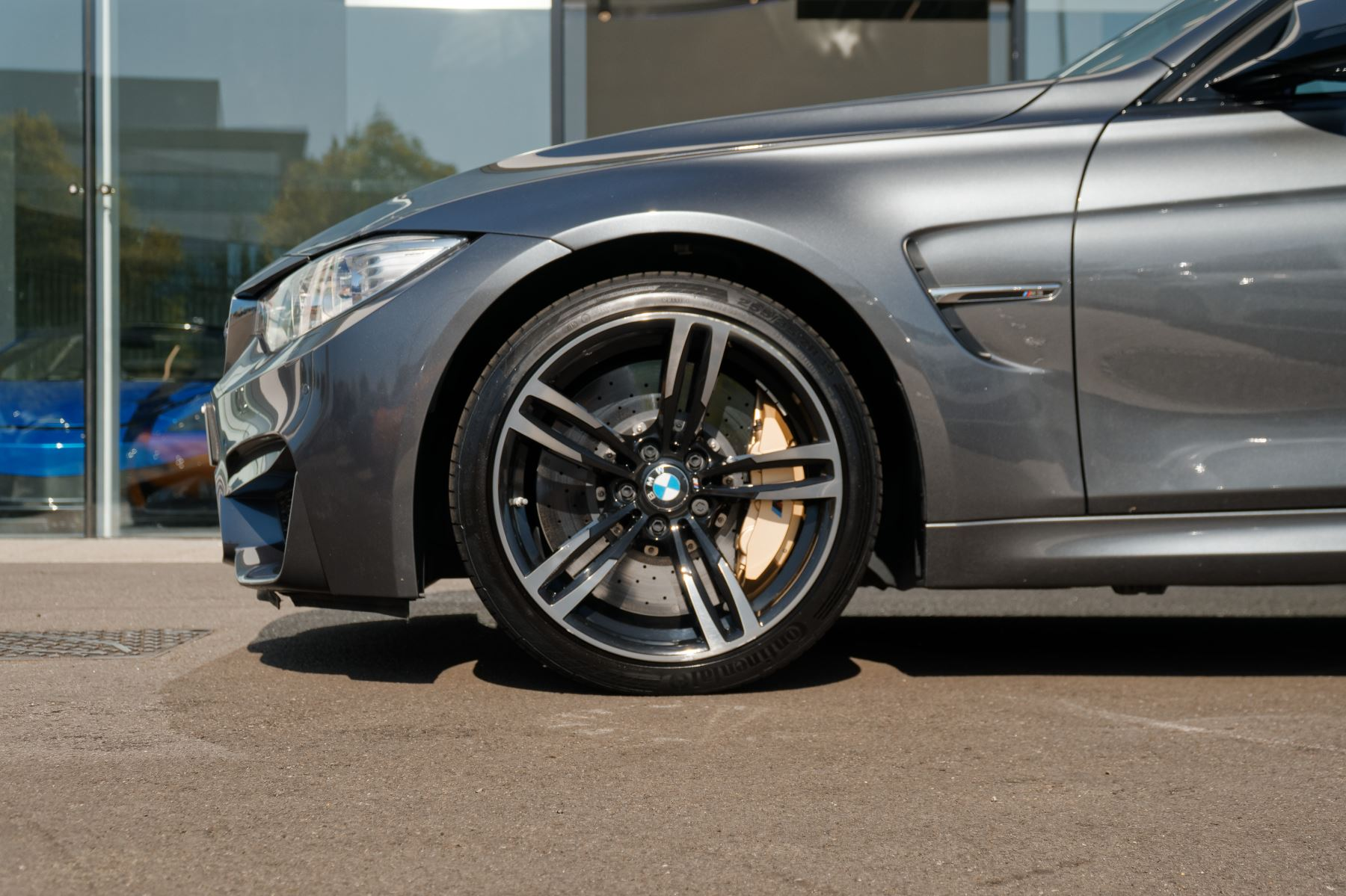BMW M3 Saloon  image 20