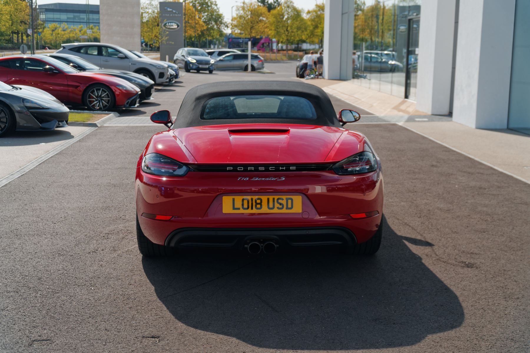 Porsche Boxster S image 5