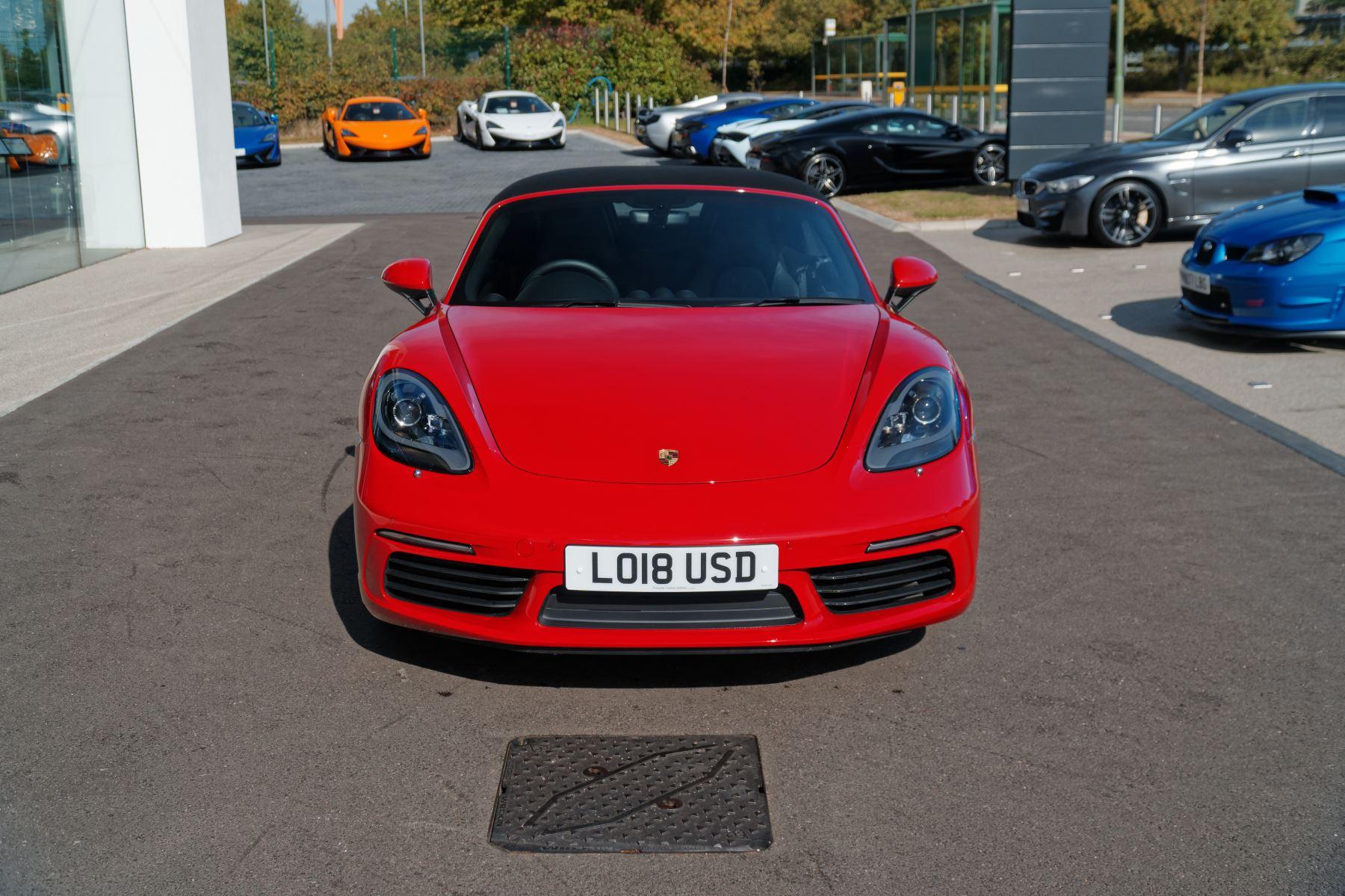 Porsche Boxster S image 2
