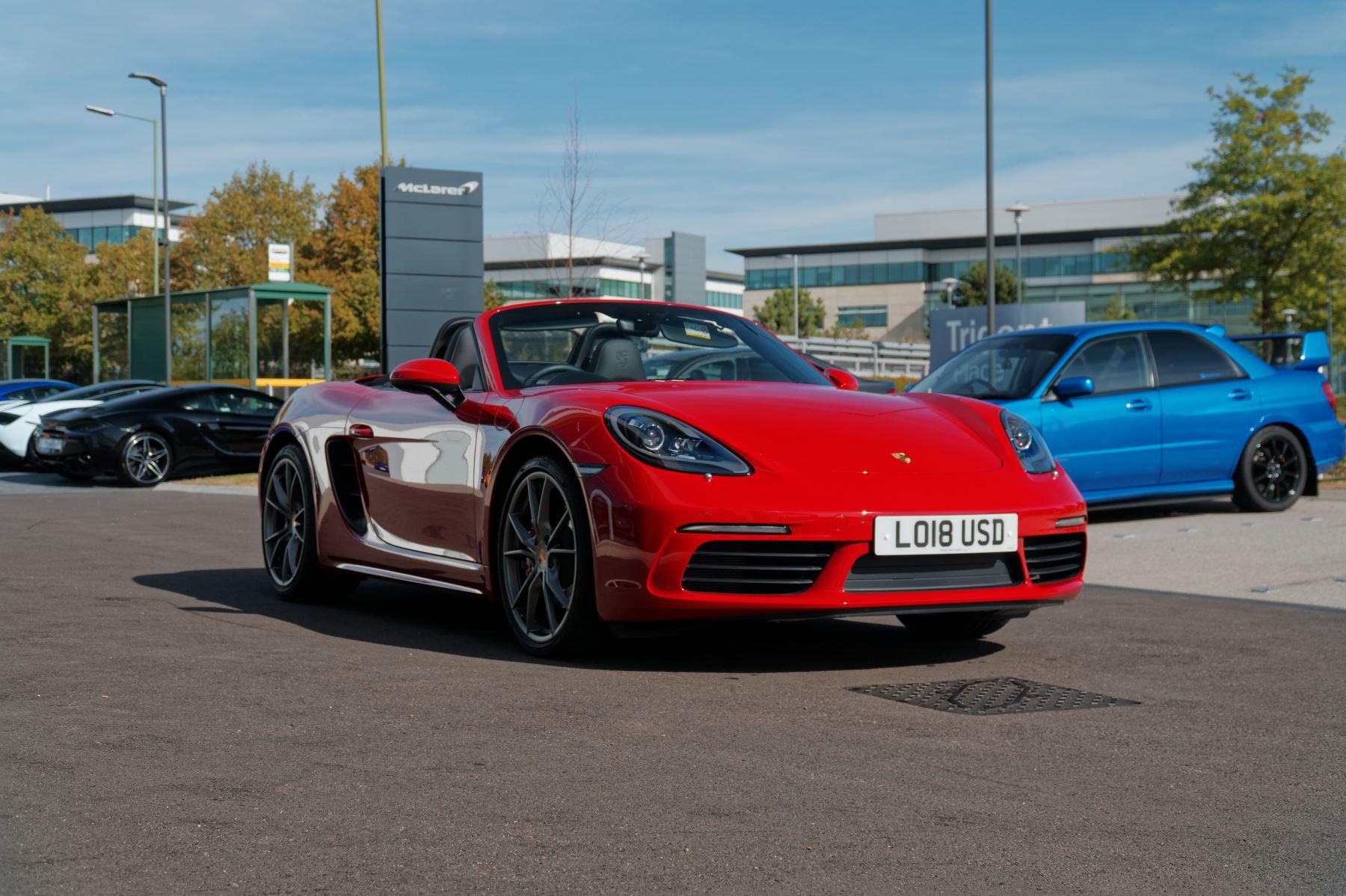 Porsche Boxster S image 12
