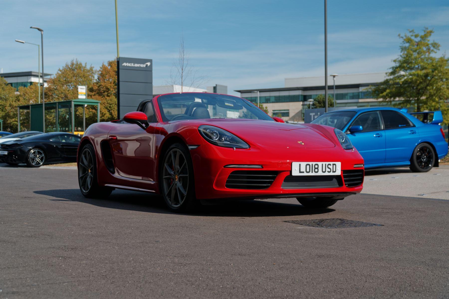 Porsche Boxster S image 13