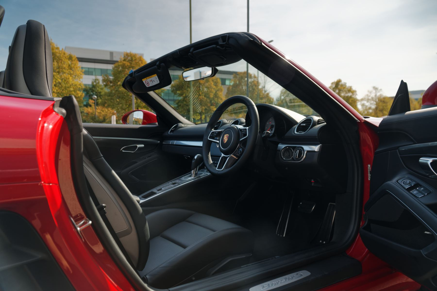 Porsche Boxster S image 15