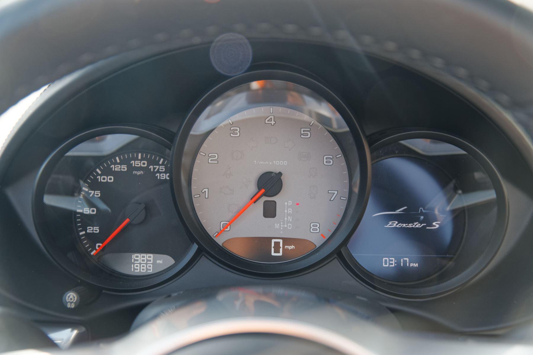 Porsche Boxster S image 23