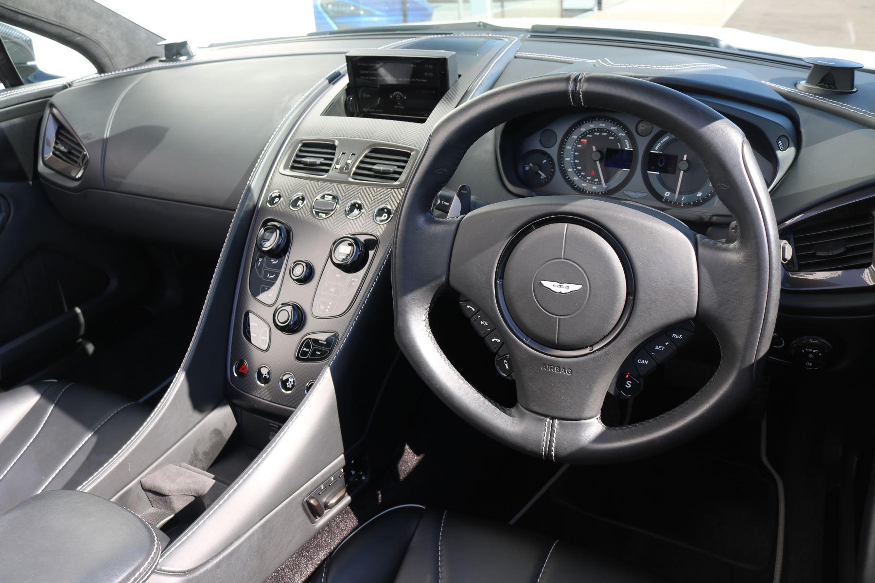Aston Martin Vanquish V12 [568] 2dr Volante Touchtronic image 17