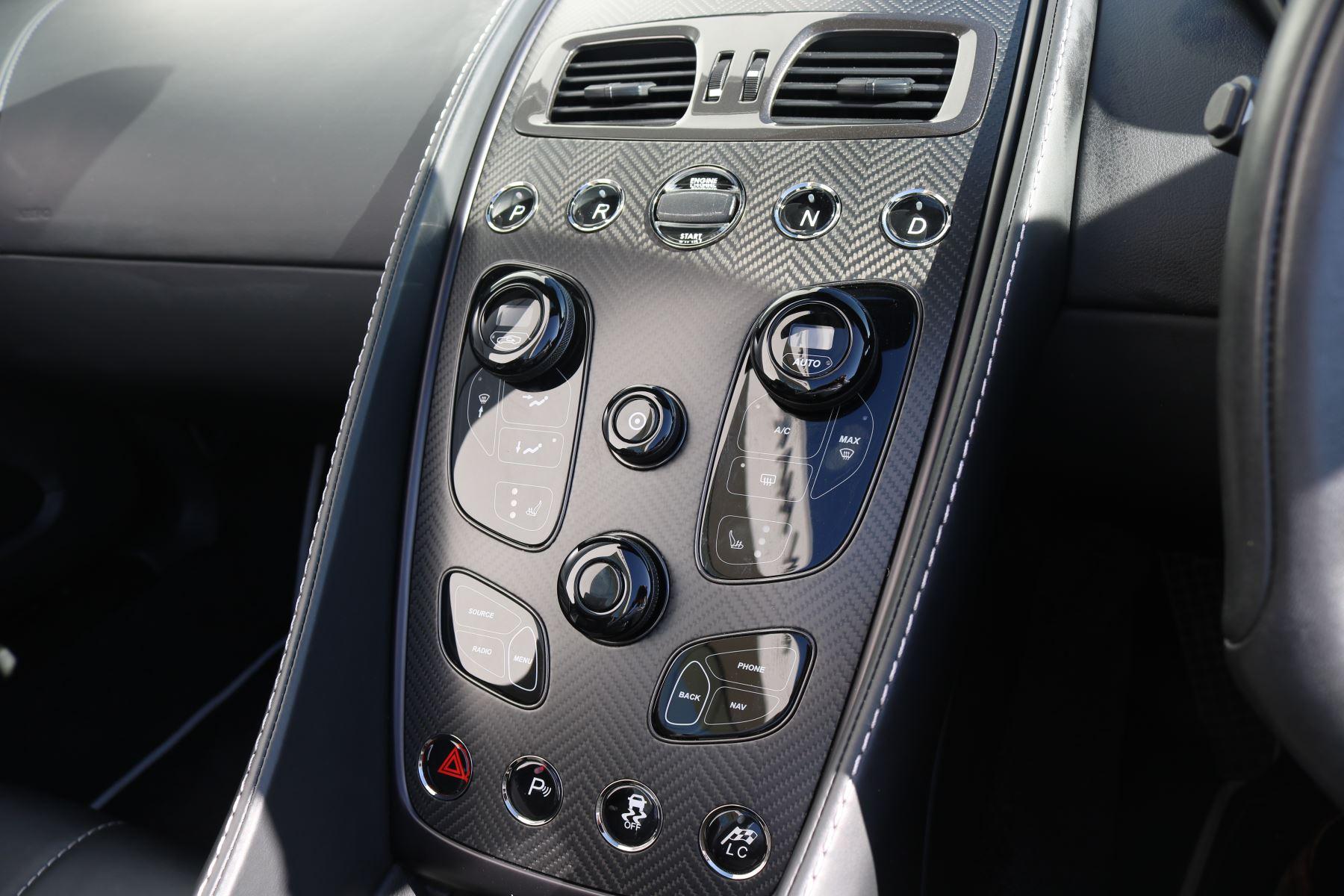 Aston Martin Vanquish V12 [568] 2dr Volante Touchtronic image 25