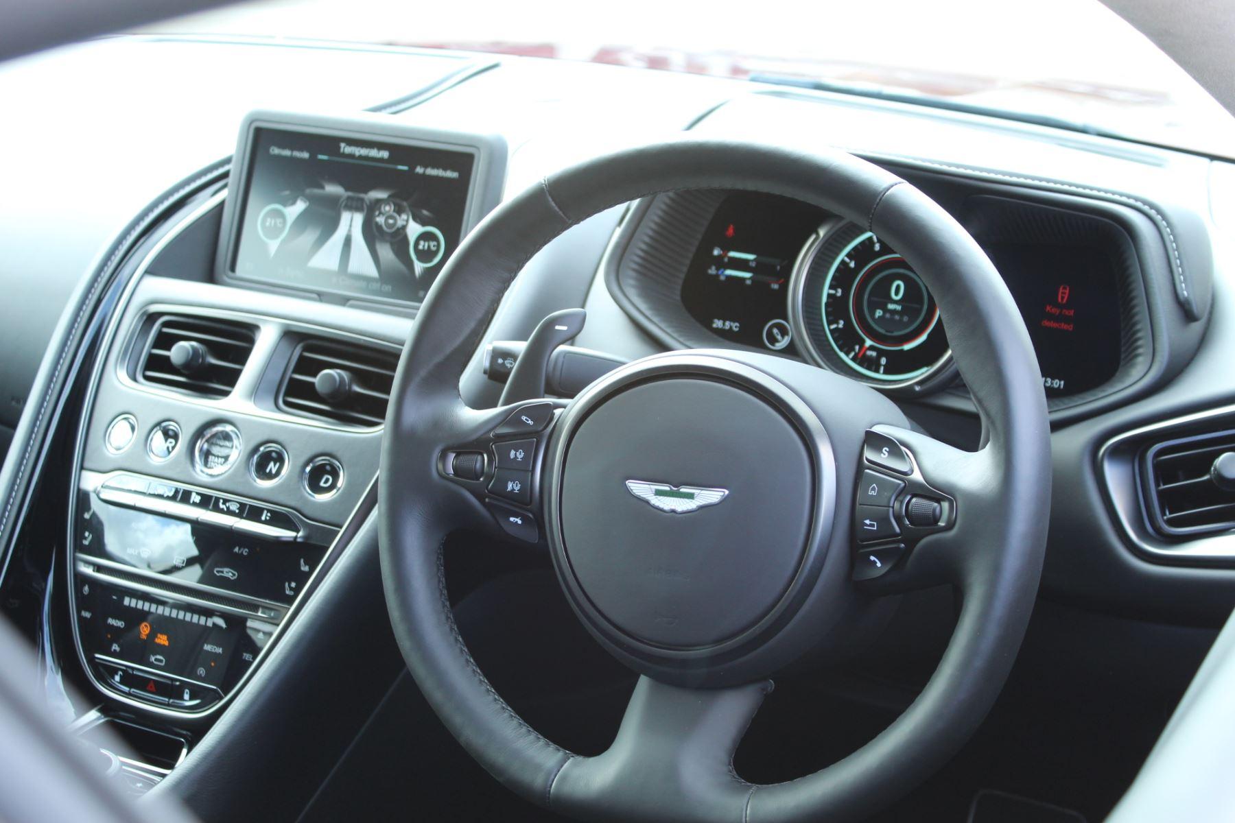 Aston Martin DB11 V8 2dr Touchtronic image 12