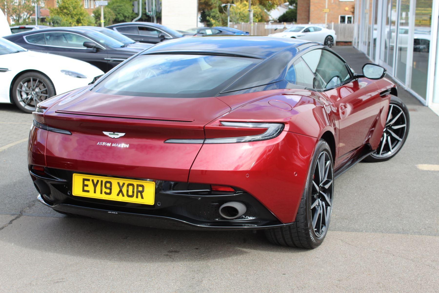 Aston Martin DB11 V8 2dr Touchtronic image 22