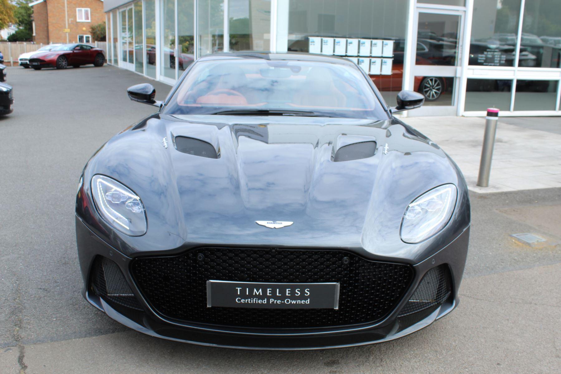 Aston Martin DBS V12 Superleggera 2dr Touchtronic image 31