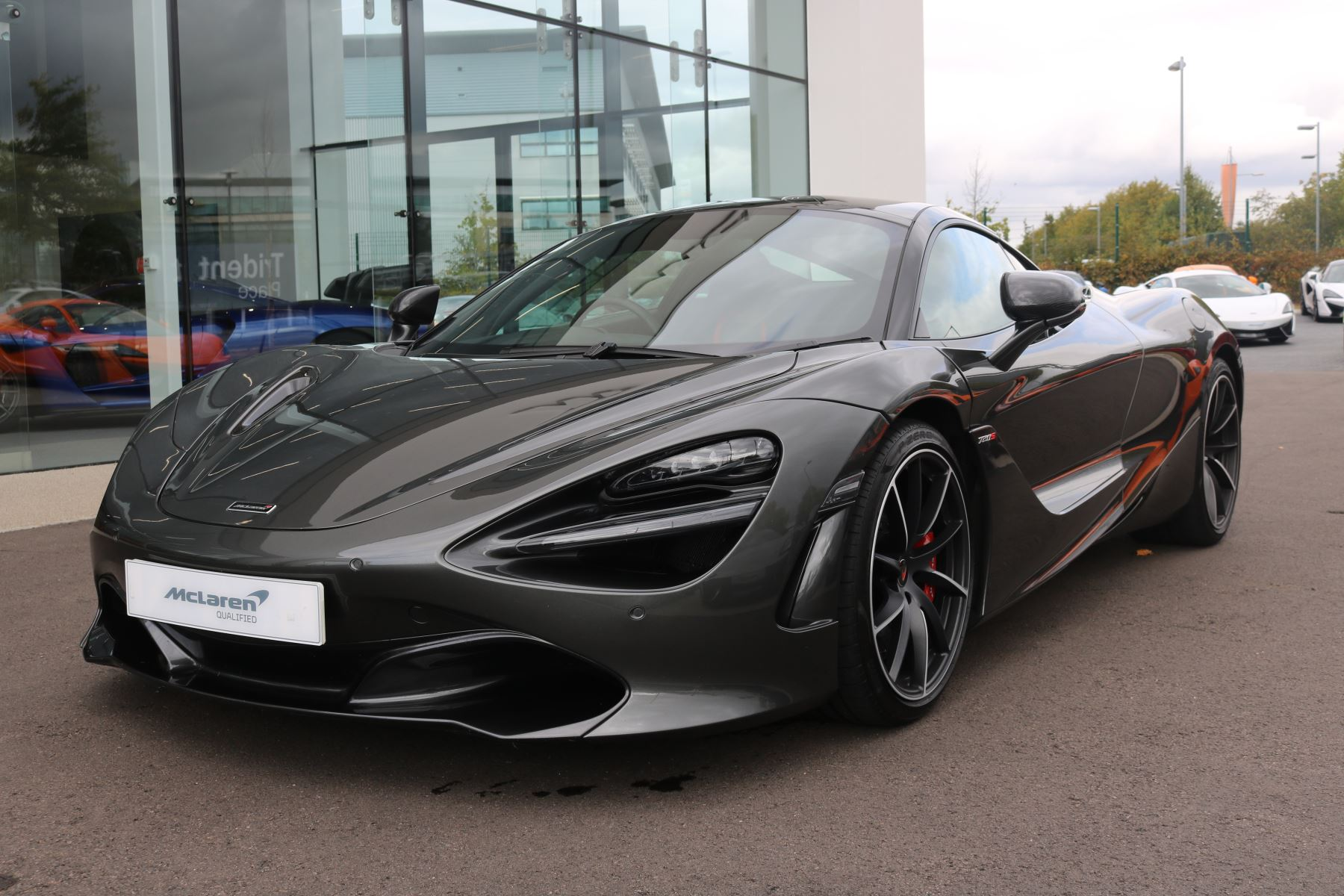 McLaren 720S Performance 4.0 Semi-Automatic 2 door Coupe (2018) image