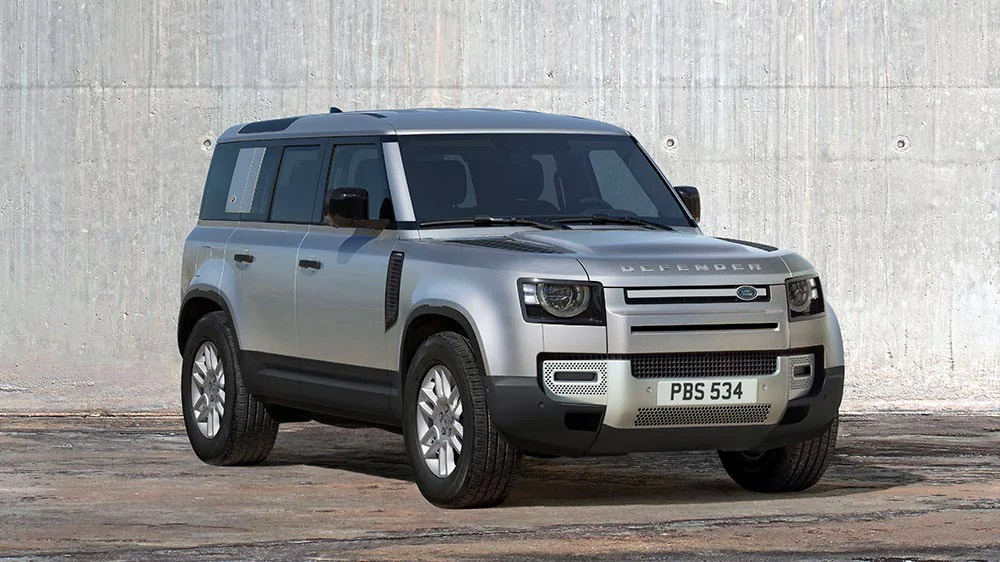 Land Rover Defender 2.0 D200 S 110 5dr Auto [7 Seat]