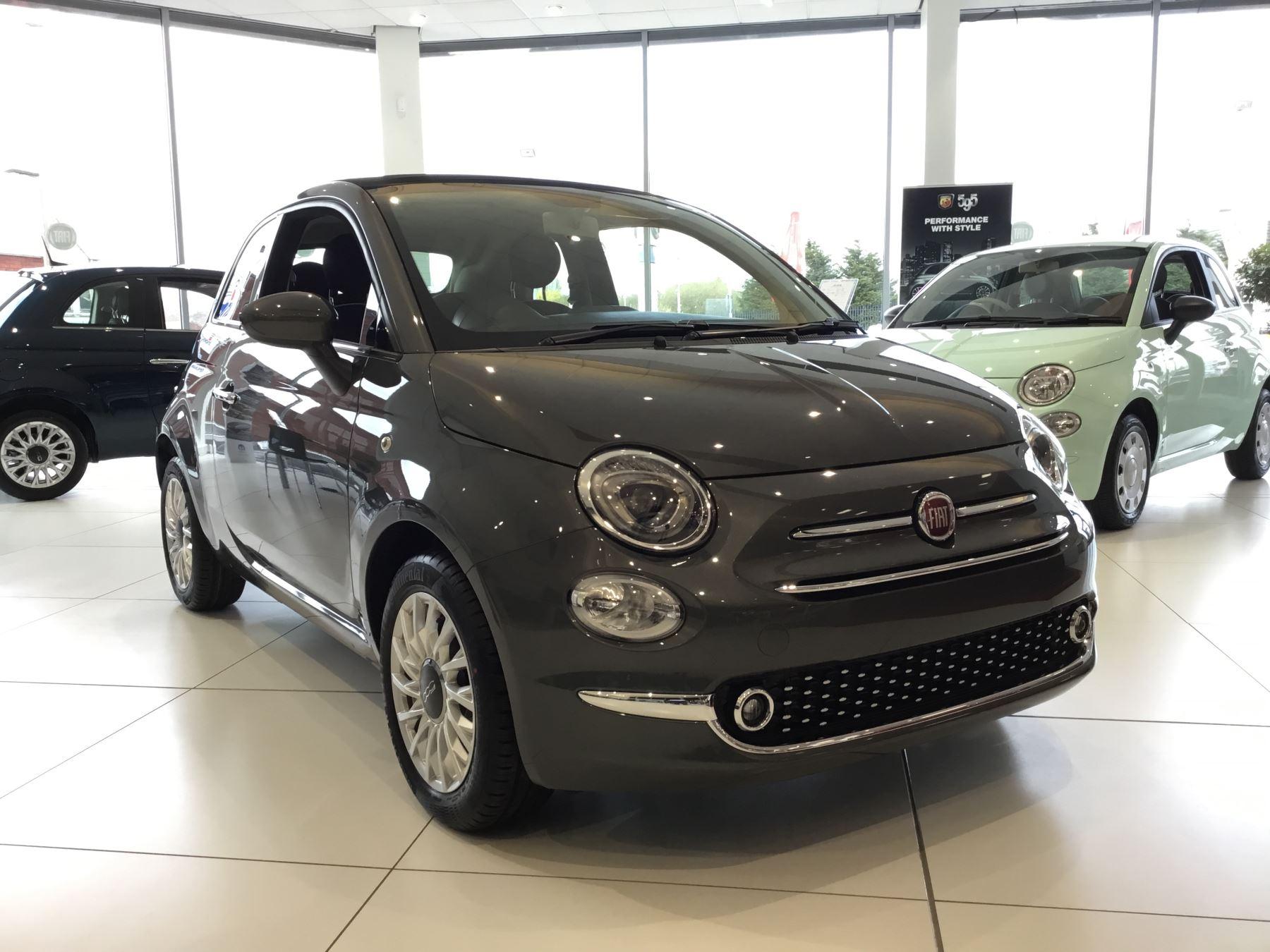 Fiat 500 1.2 Lounge 2dr image 13
