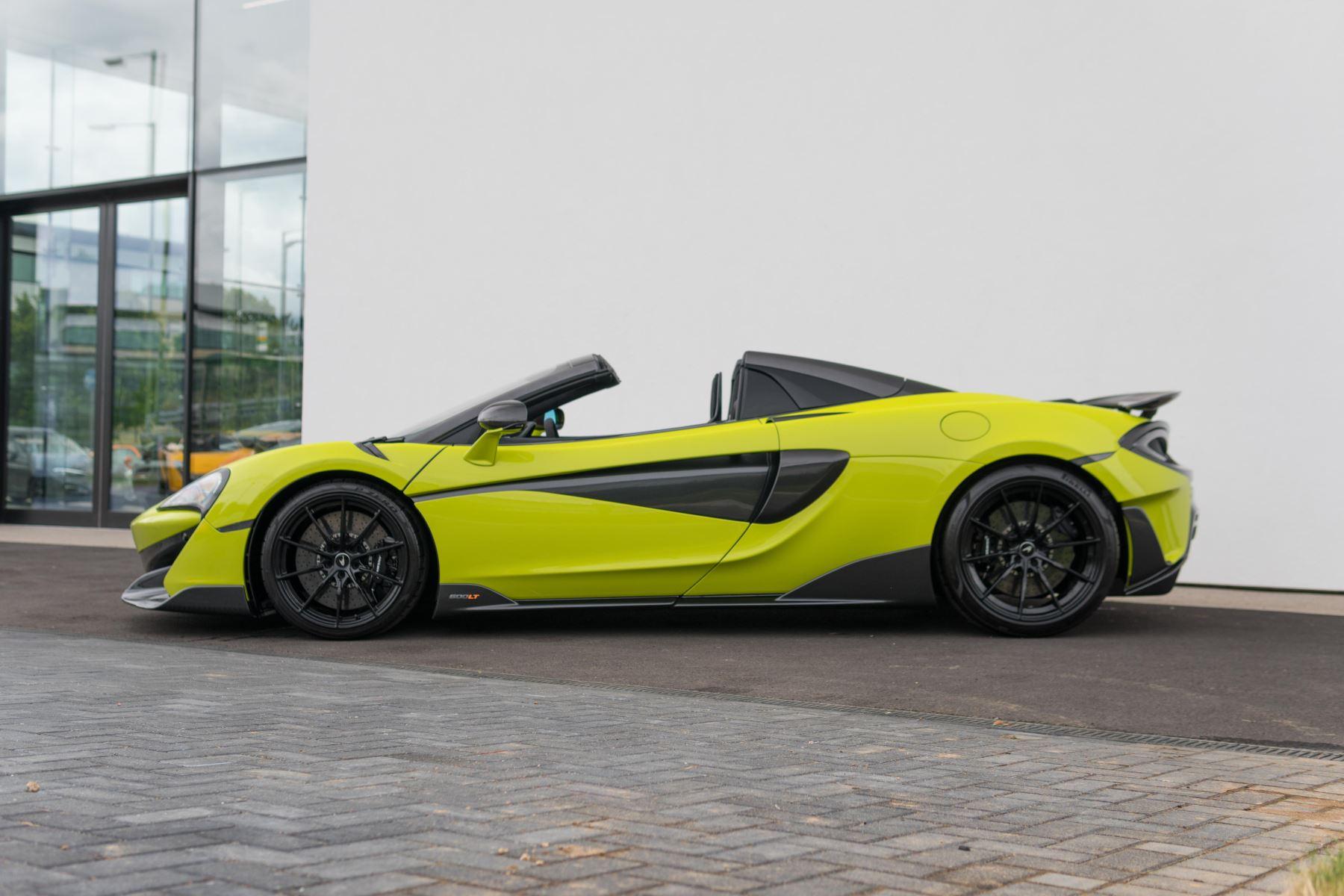 McLaren 600LT Spider Spider image 4
