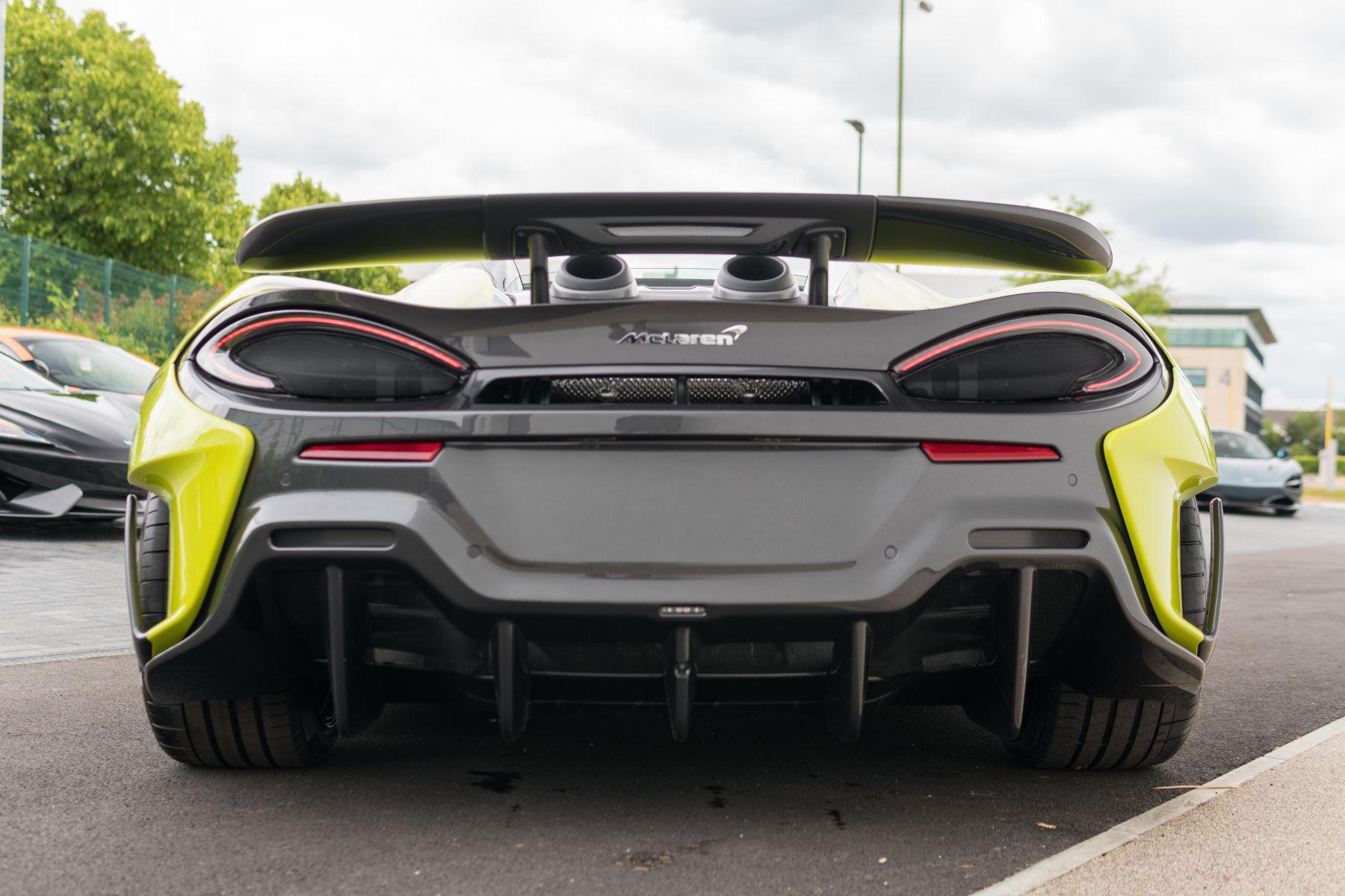McLaren 600LT Spider Spider image 7