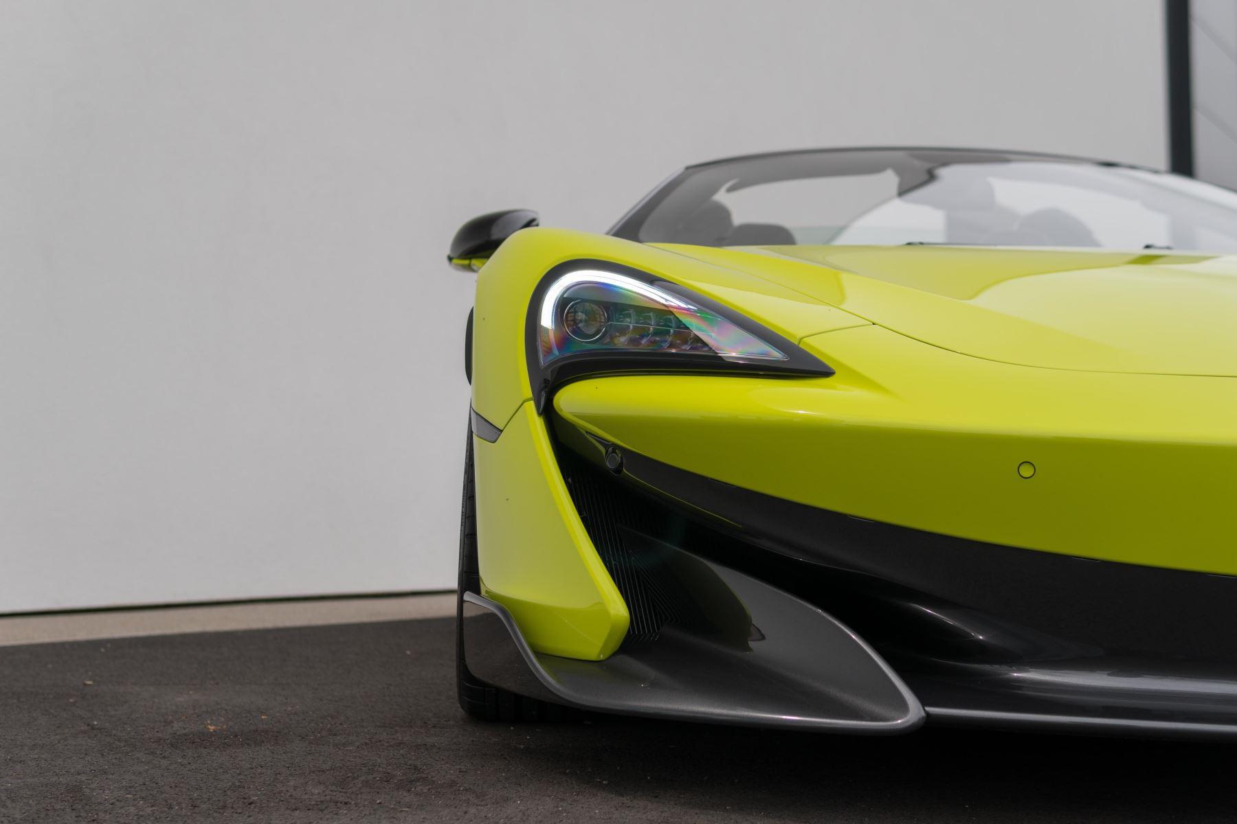 McLaren 600LT Spider Spider image 21