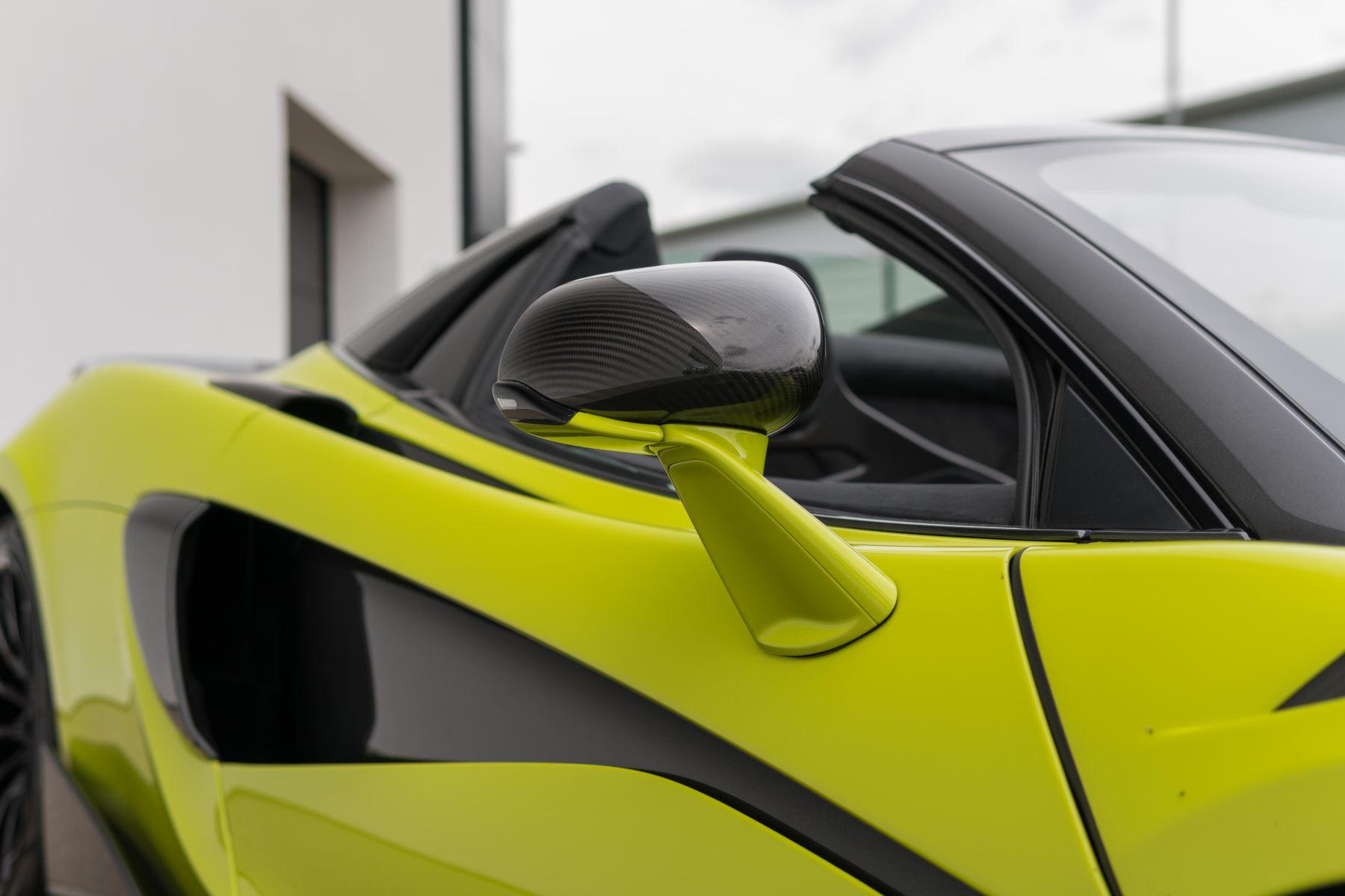 McLaren 600LT Spider Spider image 23
