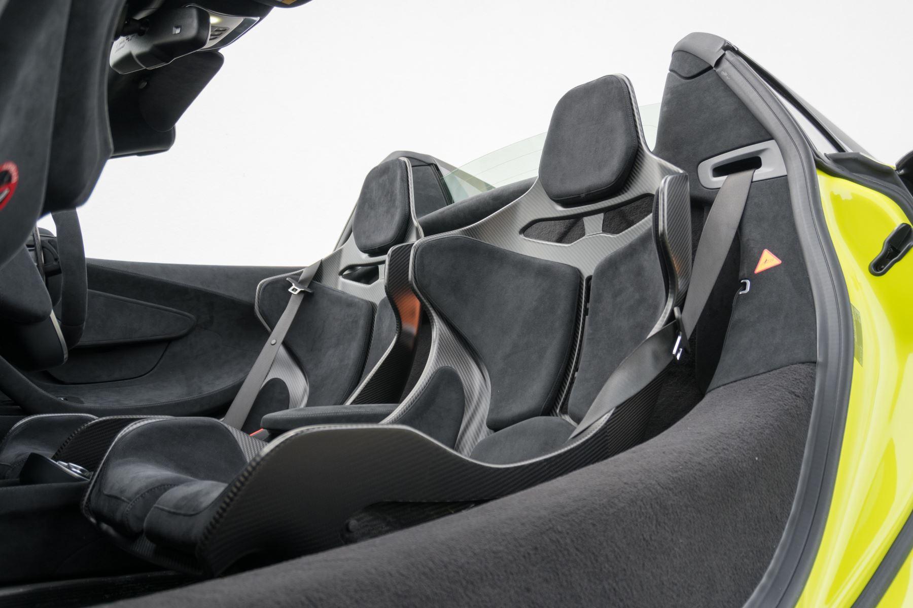McLaren 600LT Spider Spider image 5