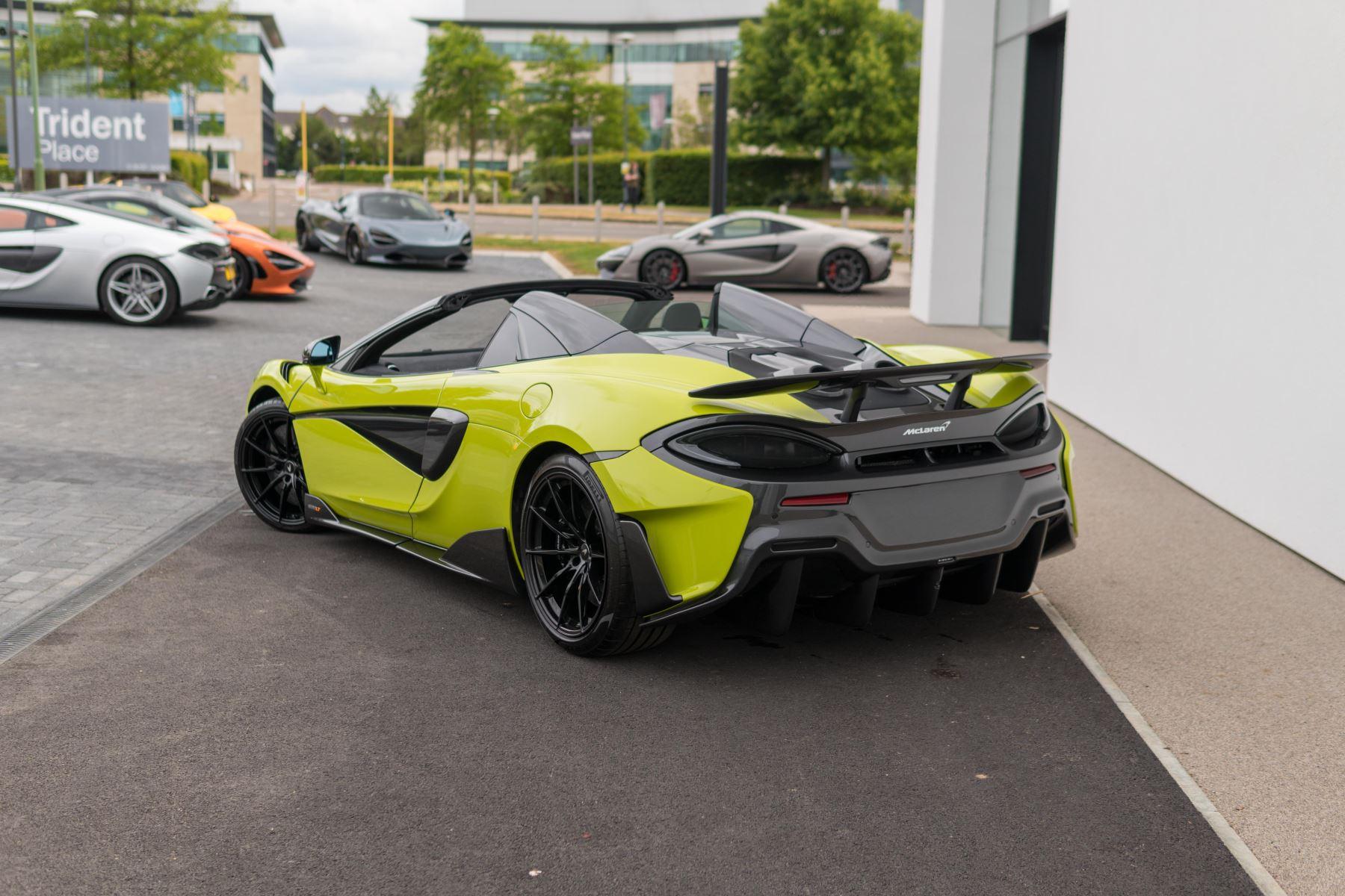 McLaren 600LT Spider Spider image 44