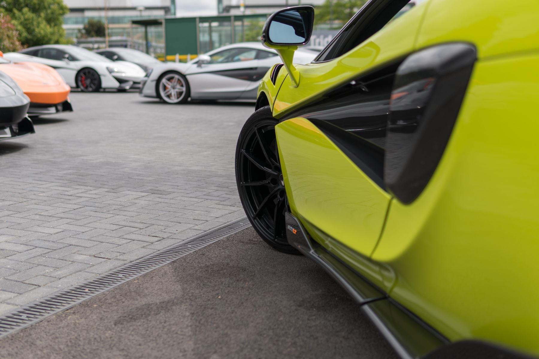 McLaren 600LT Spider Spider image 45