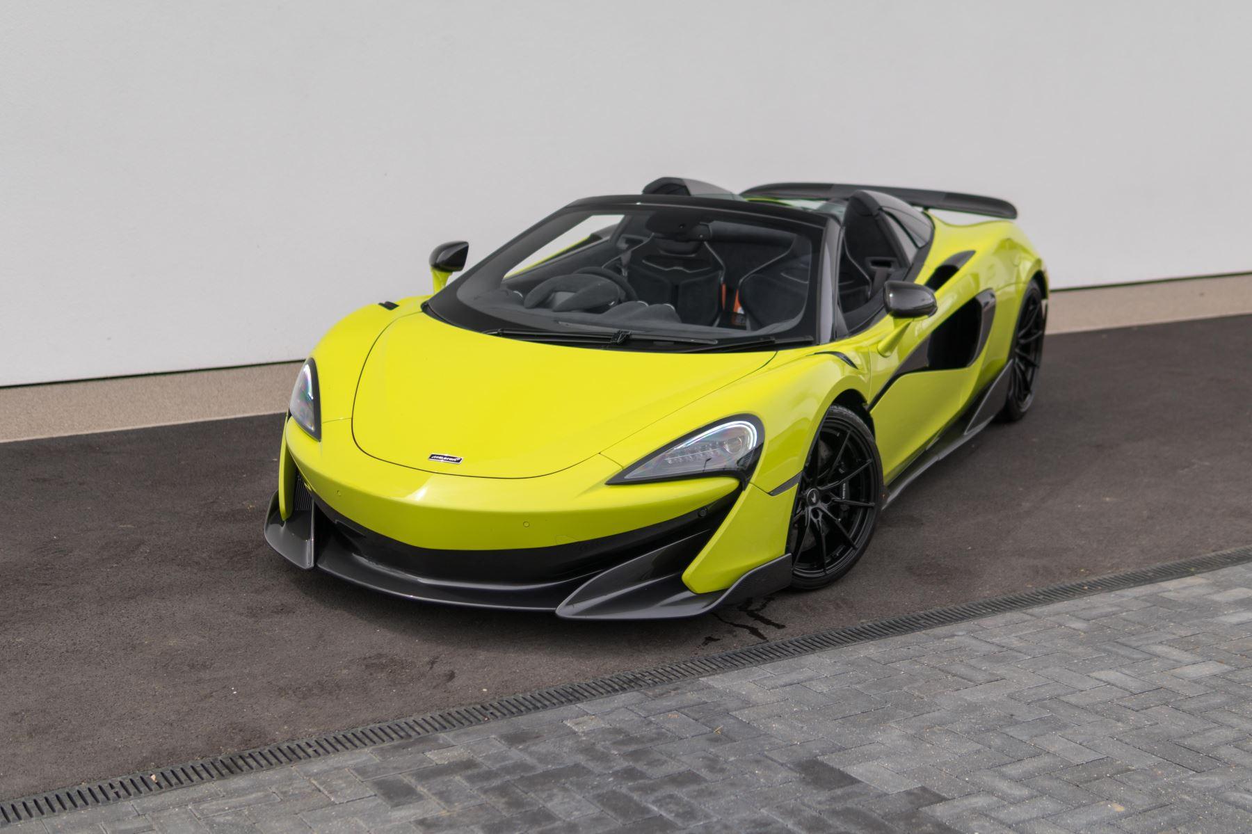 McLaren 600LT Spider Spider image 49
