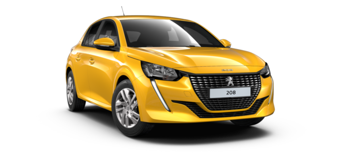 All New Peugeot 208 Active 5dr