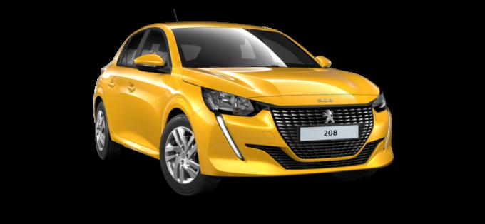 Peugeot 208 All New Active 1.2 Puretech 75
