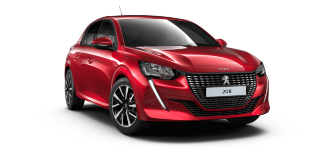 All New Peugeot 208 Allure