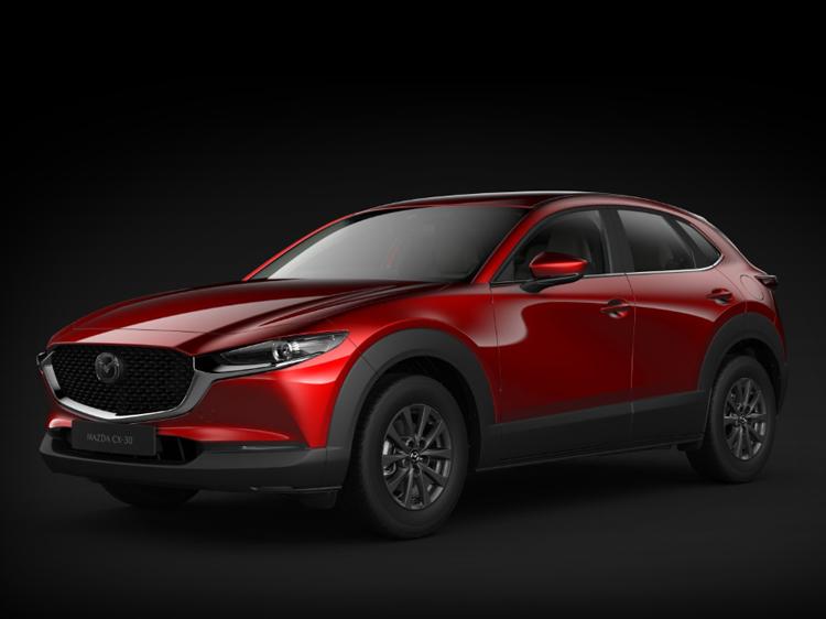 Mazda CX-30 Skyactiv-X 180ps 2WD SE-L