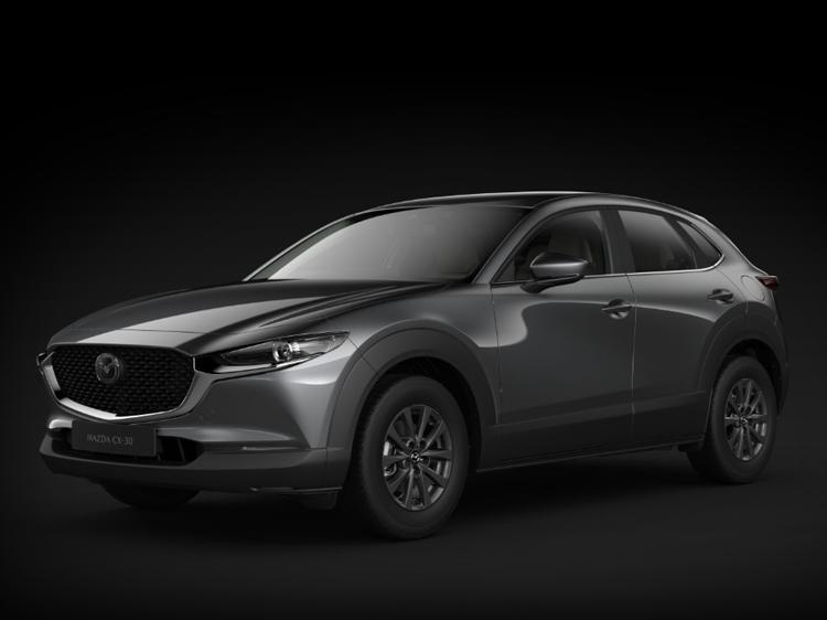 Mazda CX-30 Skyactiv-X 180ps 2WD SE-L Lux