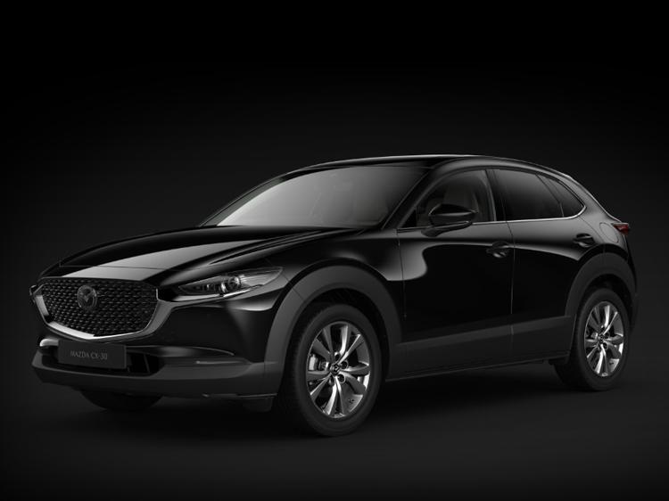 Mazda CX-30 Skyactiv-X 180ps AWD GT Sport