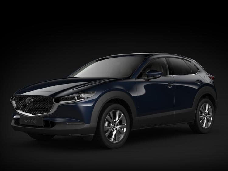 Mazda CX-30 Skyactiv-X 180ps AWD GT Sport Tech