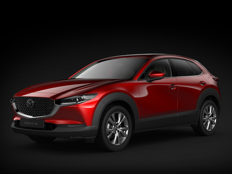 Mazda CX-30 Skyactiv-X 180ps 2WD GT Sport Tech Auto