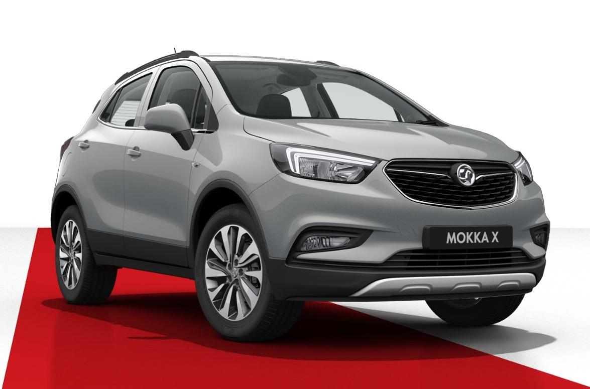 Vauxhall Mokka X 1.4T Griffin Plus
