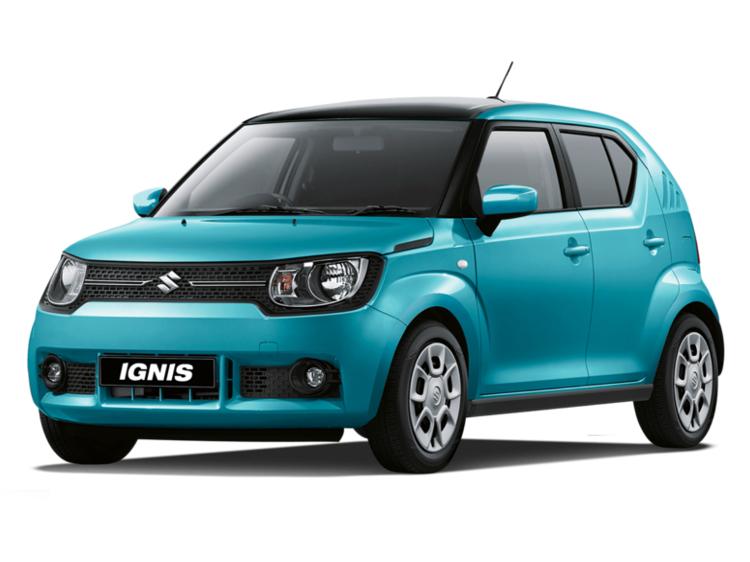 Suzuki Ignis 1.2 Dualjet Hybrid SZ5 ALLGRIP 5dr