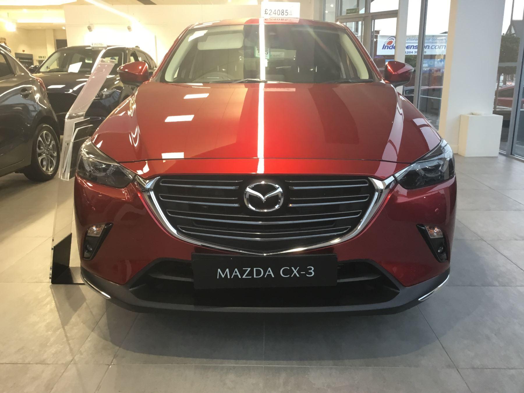 Mazda CX-3 1.8d Sport Nav + image 2