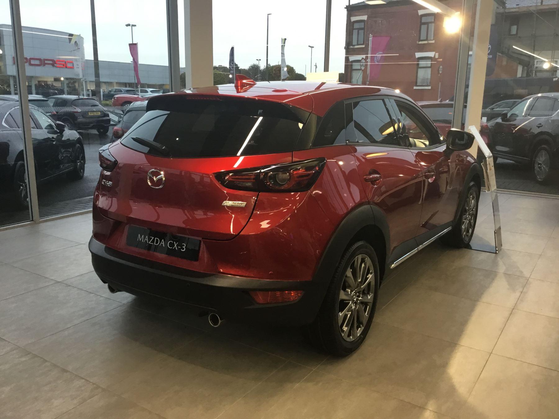 Mazda CX-3 1.8d Sport Nav + image 9
