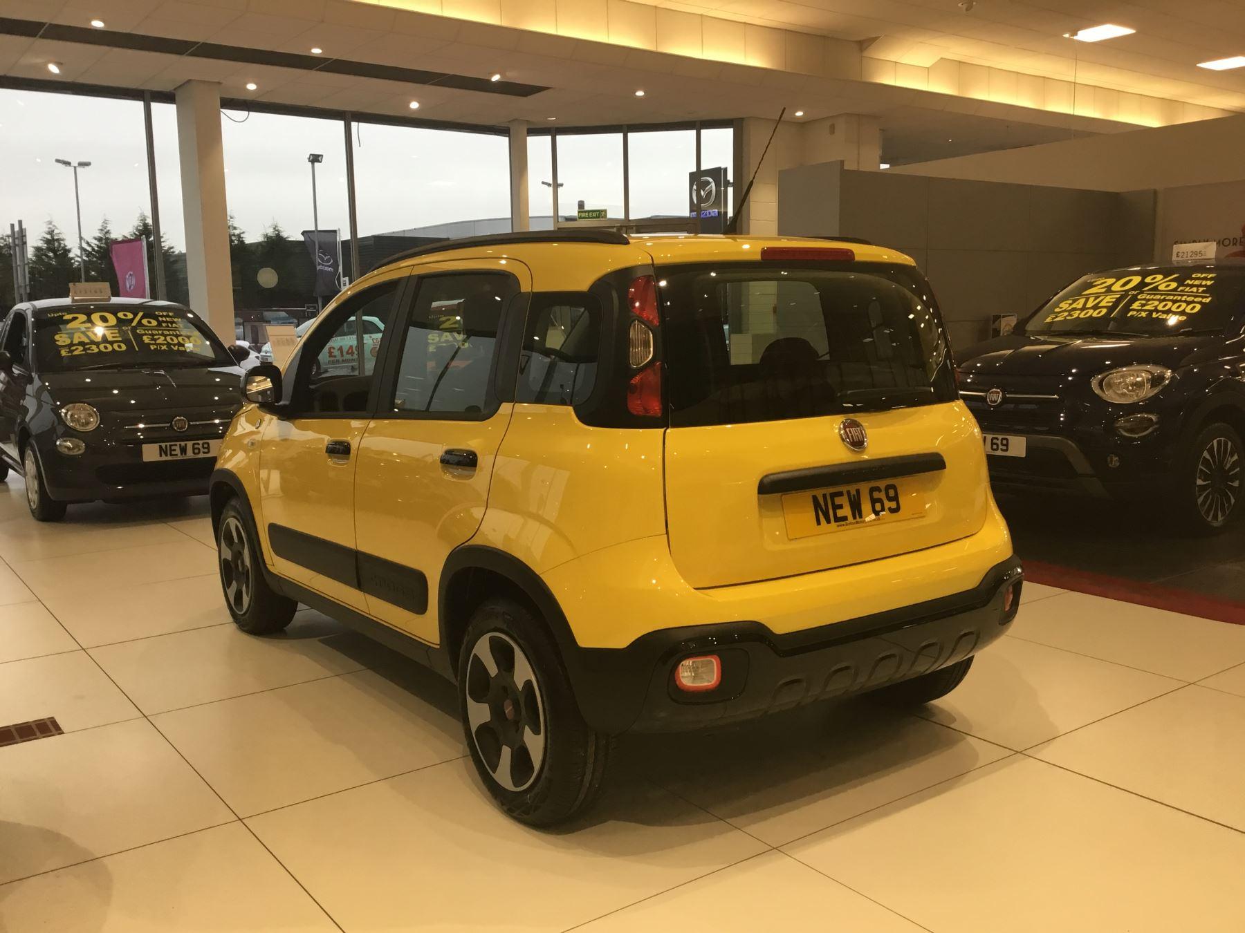 Fiat Panda 1.2 Waze SPECIAL EDITIONS image 5