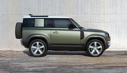 New Land Rover Defender Offers