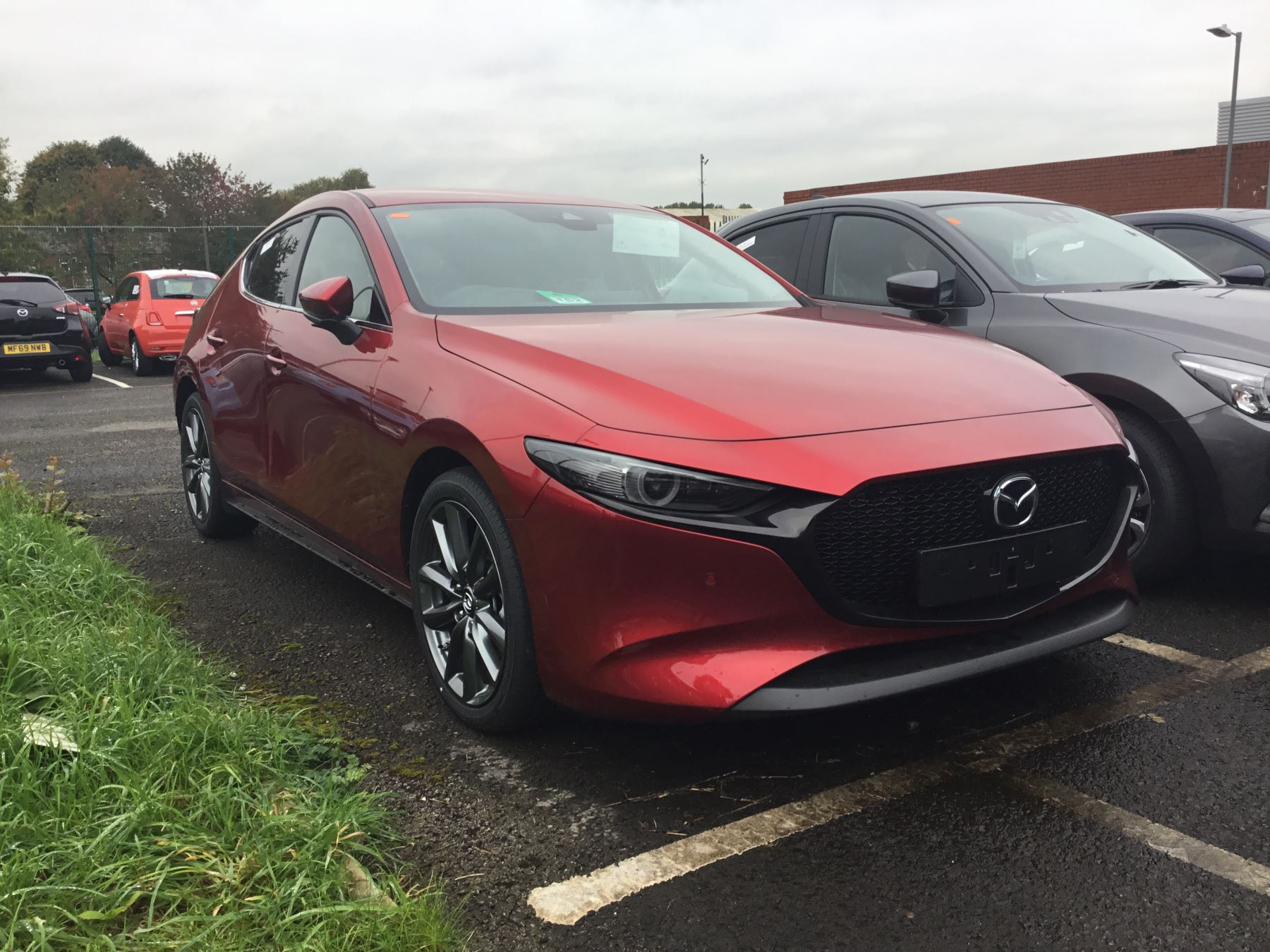 Mazda 3 2.0 Sport Lux Automatic 5 door Hatchback (19MY)