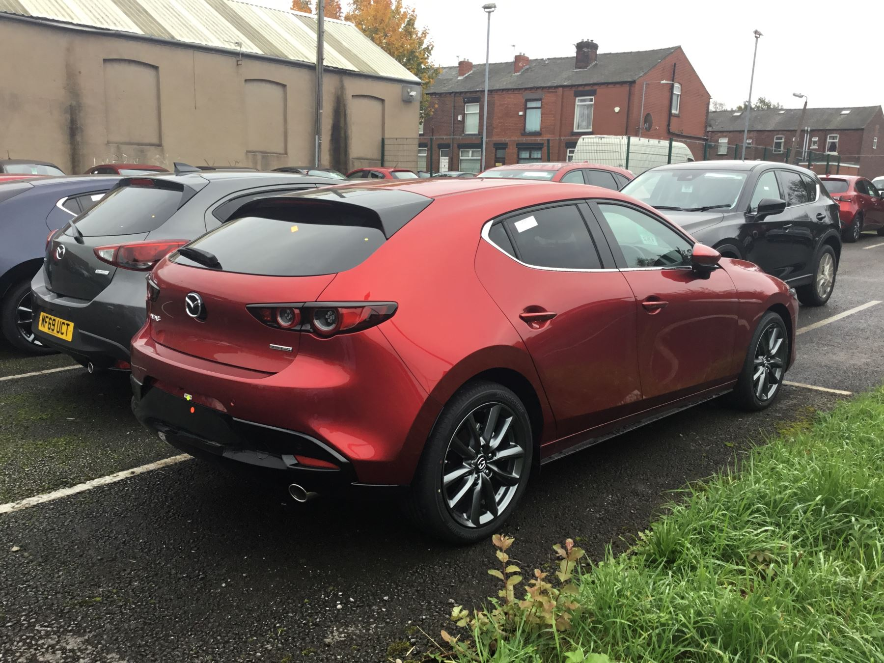 Mazda 3 1.8d Sport Lux image 5