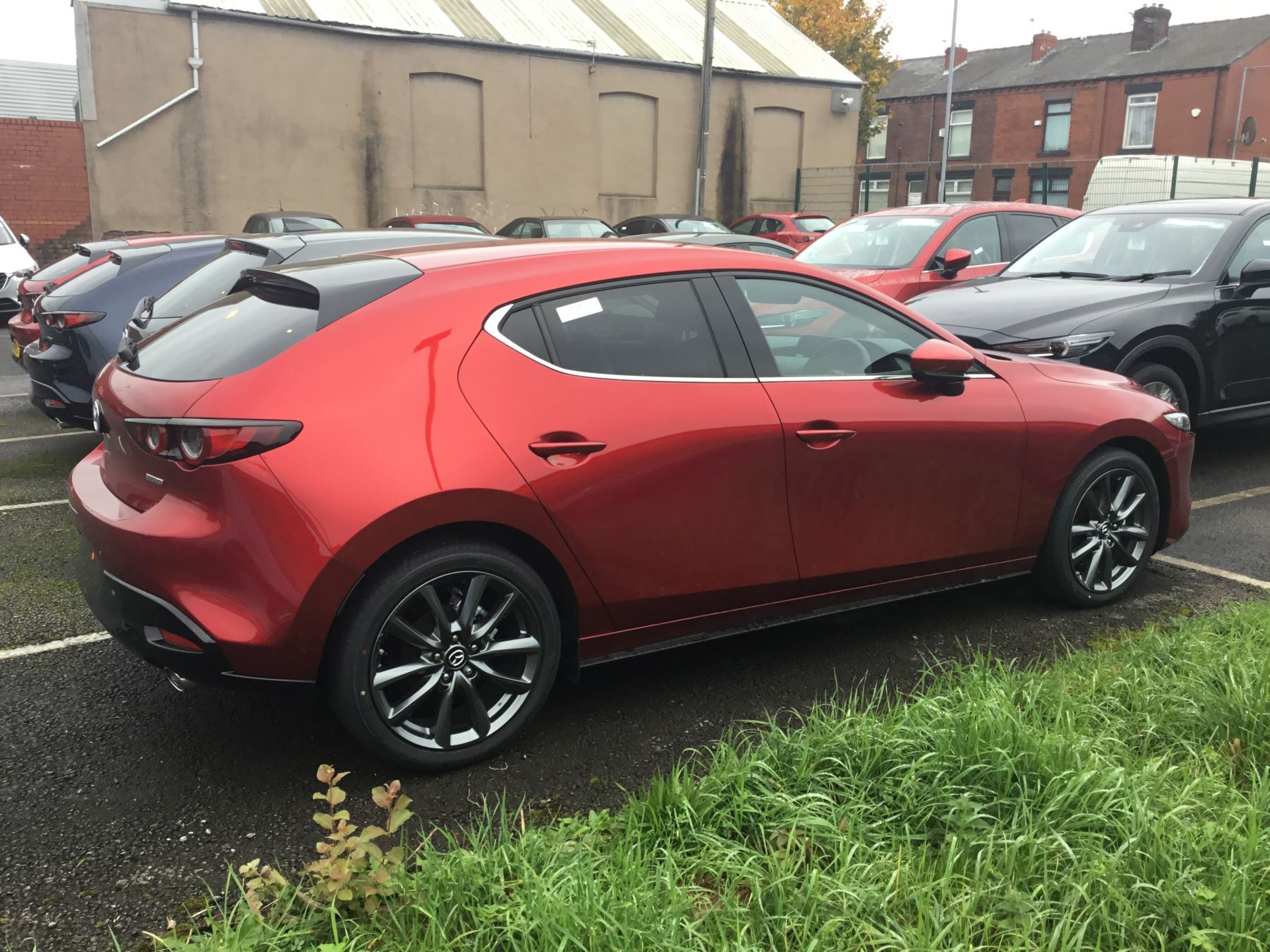 Mazda 3 1.8d Sport Lux image 8
