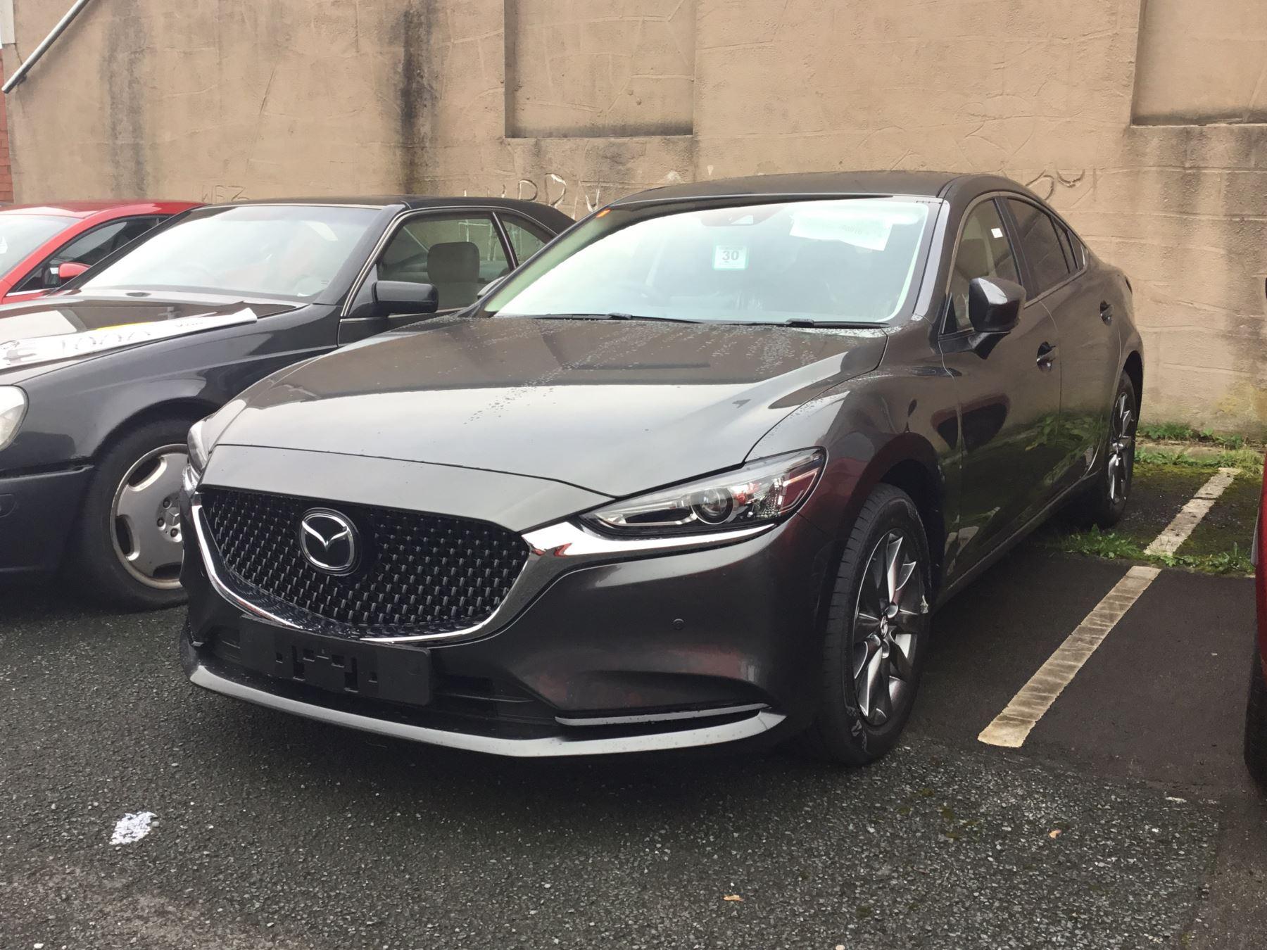 Mazda 6 2.0 SE-L Lux Nav+ 4 door Saloon (18MY)