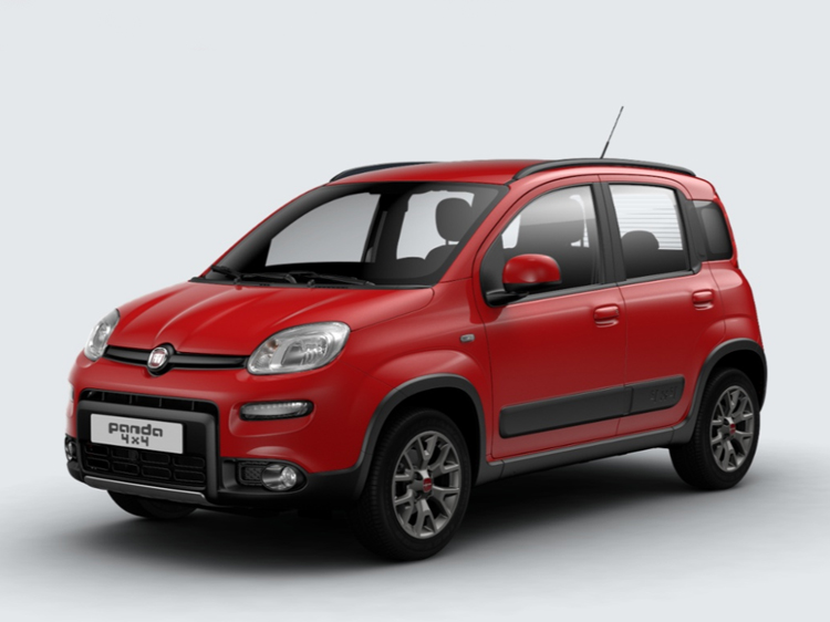 Fiat Panda 0.9 Twin Air 4x4 5dr