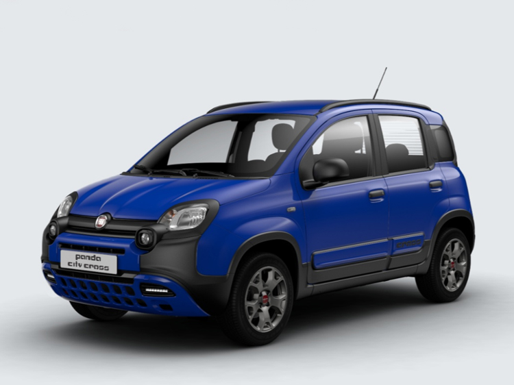 Fiat Panda 1.2 City Cross 5dr