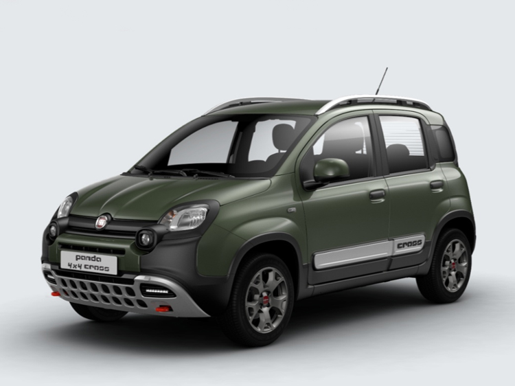 Fiat Panda 0.9 Cross 4x4 5dr