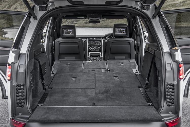 Land Rover Discovery 3.0 SDV6 Landmark Edition SPECIAL EDITIONS image 9